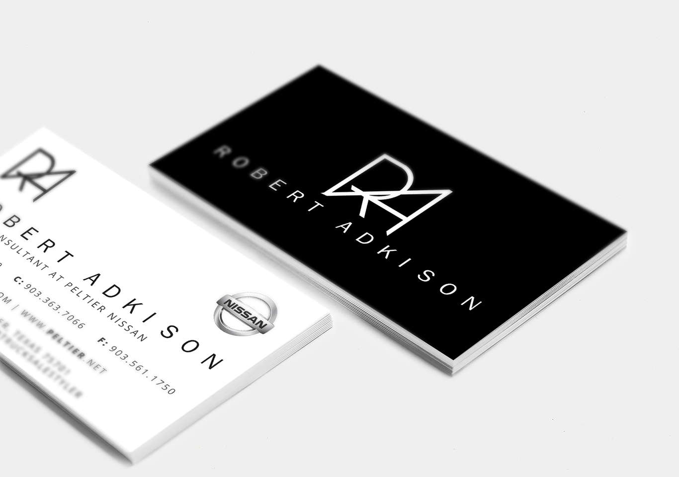 Robert Adkison Business Cards