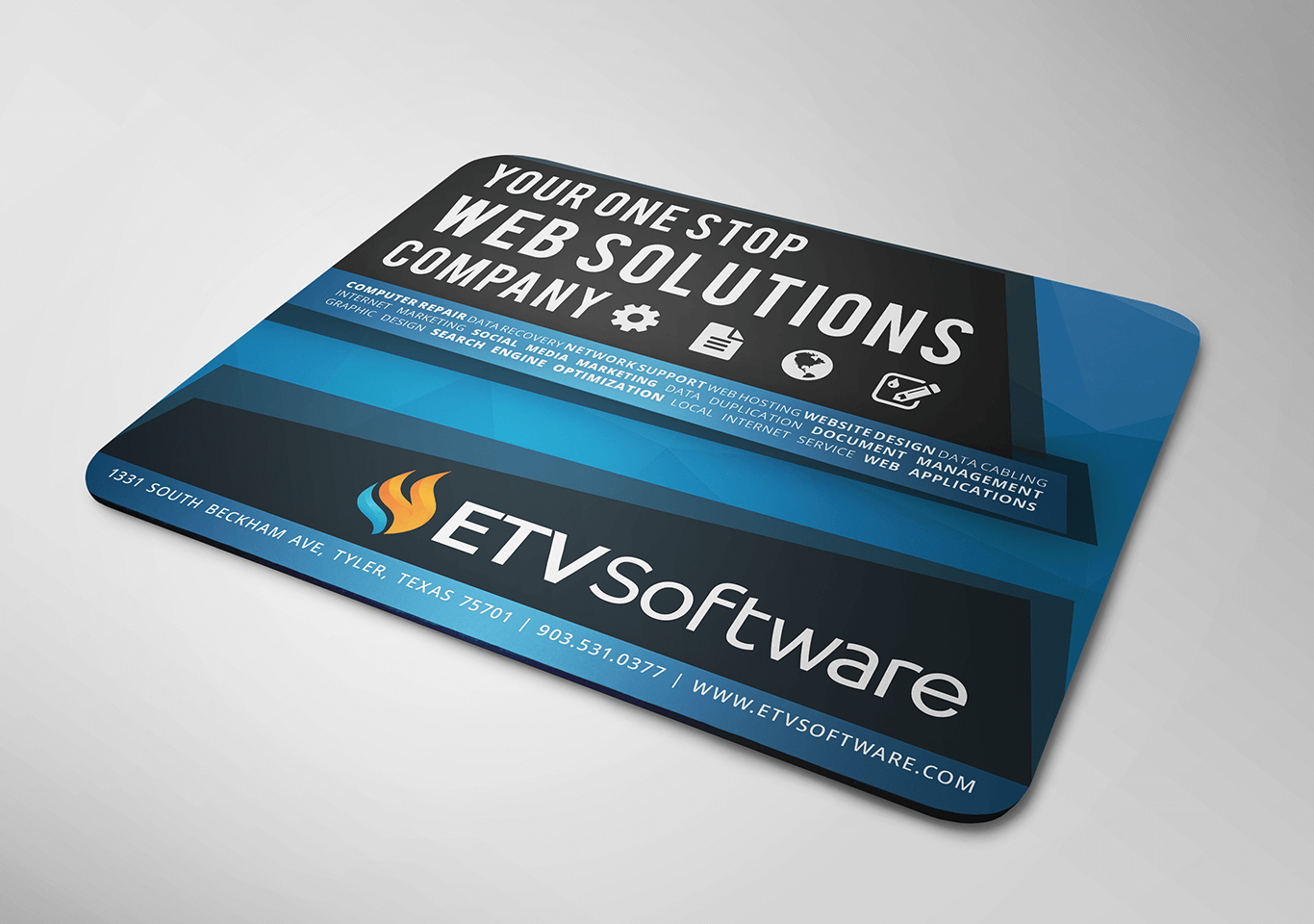 ETV Software Mousepad